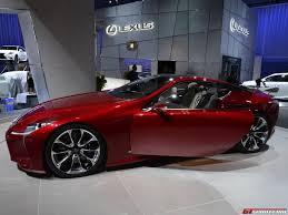 Calty Design Research Newport Beach Ca Los Angeles 2013 Lexus Lf Lc Gtspirit