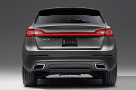 2018 lincoln suv mkx. interesting lincoln 2018 lincoln mkx back in lincoln suv mkx