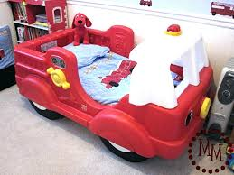 truck toddler bed set monster