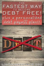 The Best Debt Payoff Method Lauren Greutman