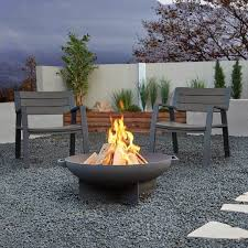 backyard seating outdoor fire pit