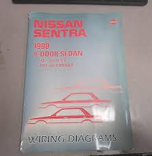nissan truck pathfinder electrical wiring diagram 1990 nissan sentra wiring electrical service repair diagram manual