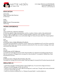 ... Clever Design Resume About Me 3 Show How To Write A ...
