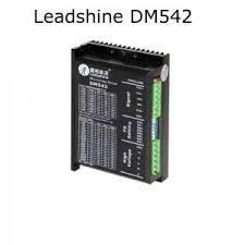 leadshine stepper motor driver dm542 work with nema 23 and nema17 stepper motor