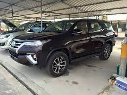 new car 2016 thaiNew 2016 Toyota Fortuner SUV  This Is It