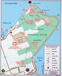 Lion s Head Point Bruce Peninsula Ontario MegaPixel Travel