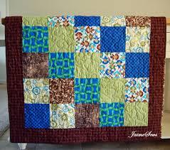 Simple Quilt Tutorial - The Fabric Market & Blog Post Adamdwight.com