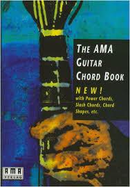 Ama Verlag Guitar Chord Book English