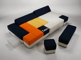 new furniture ideas. Will Take You To A New Extreme With This Stylish, Functional,  Re-arrangeable Sofa That Teases The Instincts Of Arcade Game Fan In All Us. Furniture Ideas Spicytec