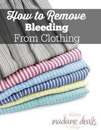How To Remove Color Bleeding In Laundry  HunkerHow To Wash Colors That Bleed