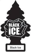 "<b>LITTLE TREES Ароматизатор Ёлочка</b> ""Черный лёд"" (Black Ice ..."