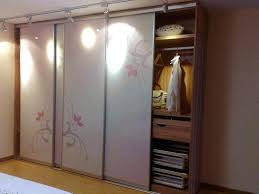 wardrobes floor to ceiling sliding wardrobe doors closet w closet door