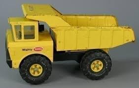 Tonka toy truck vintage