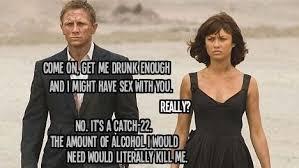 James Bond Quotes Classy 48 Best Bond Quotes From Bond Movies WeNeedFun