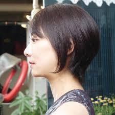 Pecheshibuya Pecheshibuya 耳周り薄くしてみました ぱっつ