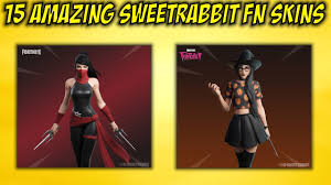Elite agent doing emotes for tiktok. 15 Amazing Sweetrabbit Fortnite Skin Concepts These Are Insane Viral Trends