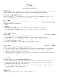 Technical Skills On A Resumes A List Of Skills For A Resume Englishor Com