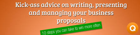 Business Proposals How To Write Present Manage 10 Easy Steps