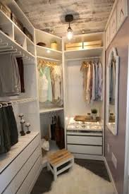 Wall in wardrobe Modern Dream Closet Makeover Reveal Small Walk In Wardrobesmall Pinterest 272 Best Dream Closets Images In 2019 Wardrobe Closet Walk In