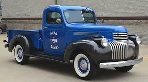 1941 Chevrolet 3100 Stepside Pickup Truck 216 I-6cyl 3-Speed Chevy ...