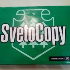 <b>Бумага SvetoCopy A4</b>, <b>офисная бумага Светокопи</b> – купить в ...