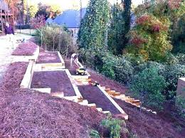 how to build retaining wall on sloped backyard sloped backyard retaining wall retaining wall how to