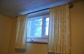 basement window treatment ideas. Basement Window Curtains Decorative Treatment Ideas R