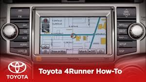 2011-2012 4Runner How-To: Selecting An Audio Source | Toyota - YouTube