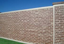 Small Picture Brick Wall Panels AFTEC Concrete Fence Forming Systems