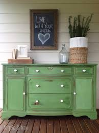 Charming Distressed Furniture Green Try This Emerald Green Furniture