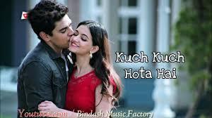 Kuch Kuch Hota Hai - Cute Love Story | Love Status | Whatsapp Status Video  2018 - YouTube