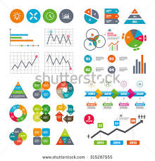 presentation charts and graphs business data pie charts graphs lamp stock vector hd royalty free
