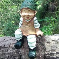 outdoor garden statues. Decorative Garden Statues Decoration In Resin Decor Online Get Cheap Outdoor Yard H