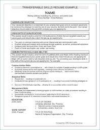 Resume Qualifications Impressive Skills To Write On A Resume Awesome Qualifications On A Resume