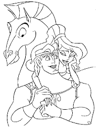 For much more image related to the sheet given. Hercules Coloring Pages Download And Print Hercules Coloring Pages