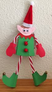 Christmas Decorations With Candy Canes Kathy's AngelNik Designs Art Project Ideas Candy Cane Elf 94