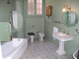 Old Bathroom In Simple Way Regarding Old Bathroom Decorating Ideas