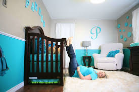 white round canopy crib baby bedroom ideas for twins the wall beside curtain hanging lamp above