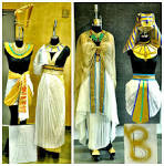 new Kingdom Egypt Fashion