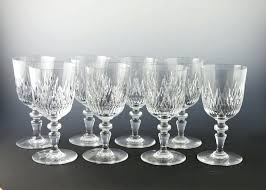 tiffany crystal glasses baccarat for full lead crystal red wine glasses tiffany crystal wine glasses tiffany crystal glasses