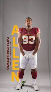 The 2021 season is the 90th season for the washington football team and their second under head coach ron rivera. Washington Football Team On Twitter Hittin You With Some Jonathan Allen And Daron Payne Wallpapers Probowlvote