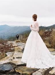 A Rustic, Elegant Winter Wedding in Tennessee | Martha Stewart