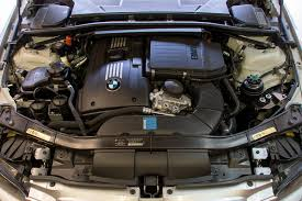 n54 engine bay