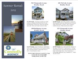 vacation rentals archives the connolly agency rental trifold flyer 1 2015