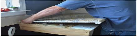 step 1 order diy granite countertops