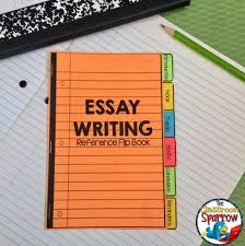 essay writing interactive notebook mini flip book by the  essay writing interactive notebook mini flip book