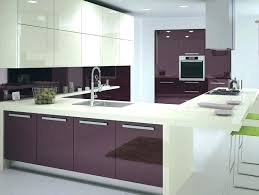 glossy kitchen cabinets elegant white gloss cabinet purple high design inside black cupboard doors