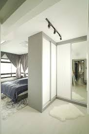 if natural lighting is hard to come by make sure your closet is well lit with artificial light sources the full height wardrobe blocks off the daylight