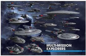 Book Review Star Trek Shipyards Starfleet Ships 2294