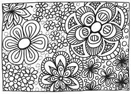 Coloriage Fleurs Coloriages Pinterest Coloriage Fleur